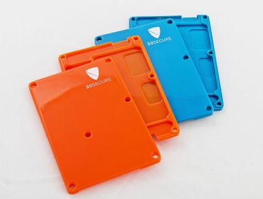 SSD drive plastic casing