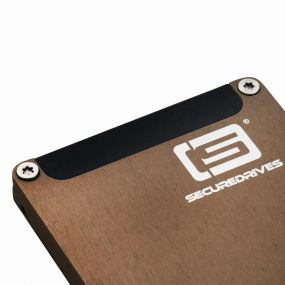 SSD drive dedicated case