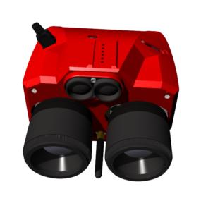 Hyper-spectral camera module